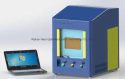 Kleine Laser-Markierungs-Maschinen-Tischplattensicherheits-verteidigensystems-MetallEdelstahl-Plastikmarkierungs-Laser-Markierungs-Laserdrucker-optisches Tal, Wuhan, China