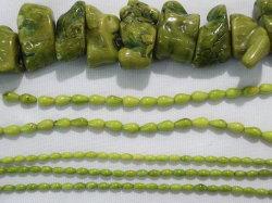 녹색 산호 구슬 (SFC1052)