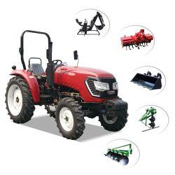 China Micro Mini Traktor kleine 2X4 oder 4X4 Radtraktor 10-300 PS Gartentraktoren Diesel Walk Behind Tractor Farm Tractors Mit Anbaugeräte für die Landwirtschaft