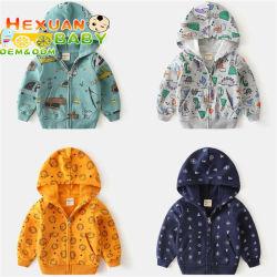 Les garçons 2020 Printemps et automne bébé d'usure coupe-vent d'enfants Hooded Jacket Kids Fashion enduire