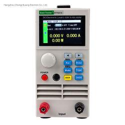 400W 150V 40A Batería programable Medidor de impedancia de carga electrónica DC