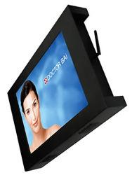실외 65인치 터치 스크린 벽면 마운트 광고 LCD LED 디스플레이 미디어 플레이어 광고 화면 기계 키오스크 디지털 사이니지 높음 밝기 LCD LED 화면