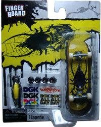 Kunststof Mini Finger Skateboard-kits (B14202)