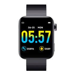 De Mannen van vrouwen letten voor Androïde Ios Elektronika op de Slimme Riem Smartwatch van de Drijver van de Geschiktheid van de Klok