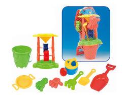 최신 판매 여름 장난감 대중적인 모래 장난감 고정되는 바닷가 장난감