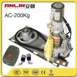 Fil de cuivre AC200kg le moteur du rouleau de porte de garage en aluminium à partir de la société Anlin