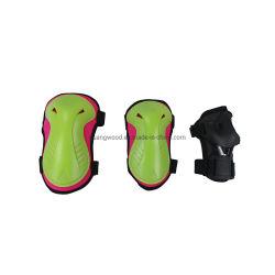 Безопасность Тормозные колодки для колена, колено тормозных колодок и антистатический браслет для использования вне помещений избавления на роликовых коньках спорта