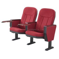 Palestra de dobragem Igreja sala de cinema em cadeiras de Cinema no auditório do Banco Cadeira estar preço (YA-L04)