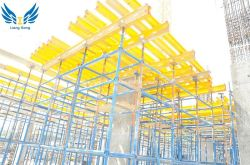 Lianggong H20 Construction de poutres de bois de coffrage pour dalle béton