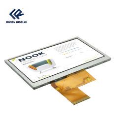شاشة عرض TFT LCD مقاس 4.3 بوصة Ronen للمتصفح المحمول أو شاشة عرض وحدة التحكم بالألعاب