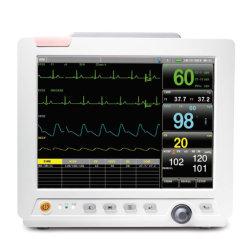 L'hôpital de 12,1 pouces écran TFT haute résolution de plusieurs paramètres machine du Moniteur Patient