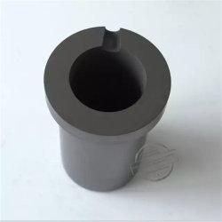 Cadinho de grafite de elevada pureza com excelente resistência a temperatura do cmi material grafite a resistência à corrosão
