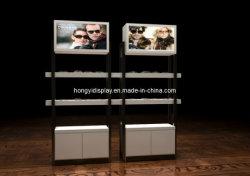 Banco di mostra di Sunglass, vetrina di Sunglass, basamento di Eyewear
