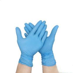 使い捨て可能な粉の自由な検査の健康作業点検ニトリルの乳液の手袋