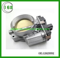 12601387 12629992 Caja Mariposa 67-3013 de inyección de combustible se ajusta a 2009-2010 Hummer H2 H3 Hitachi