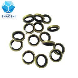Оптовая торговля из нержавеющей стали, резины NBR Клеевые уплотнения/кабального шайбу уплотнения