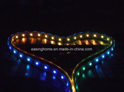 LED Strip Factory 5050 SMD LED مواصفات لضوء ديكور LED مع كفاءة عالية 150 lm/W 5 ألوان 5 شرائح في 1 LED