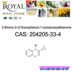 α-시클로프로필 카보닐-2-플루오르네 벤질 브롬화물 CAS:204205-33-4