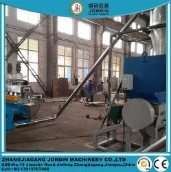 Compoundage en plastique PE PP PVC avec du bois à double vis Granules d'Extrusion Making Machine