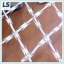 クライム防止フェンシング用の蛇腹ワイヤ溶接メッシュ