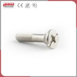 Kundenspezifische Rundkopfschraube Carbon Stahl Messing Schraube Hardware