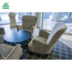 2018 Mobilier moderne du hall de l'hôtel Loisirs canapé café Président