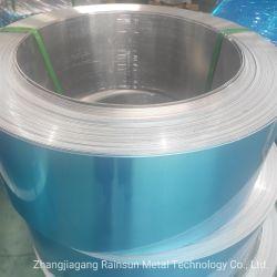 Bobina piana supplementare della lega di alluminio 5052 per elettronica con la pellicola blu del PVC