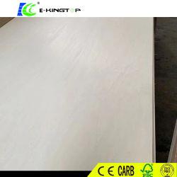 Álamo blanco blanqueado o UV de madera contrachapada de 3-25mm de espesor de grado muebles