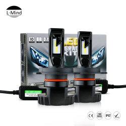 置換によって隠されるヘッドライトのための24V H11 V6 LEDの自動車ヘッドライト
