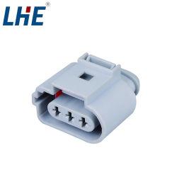 Te 969852-8 автоматическая электрическая схема проводки электрического скутера топливный трубопровод быстрый 3 Контакт водонепроницаемый разъем
