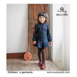 熱く新しい女の子の子供のばねの秋の衣類