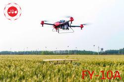 Fy-10un helicóptero de la agricultura Electric pulverizador Pulverizador de Drone Mini