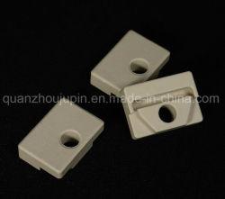 Alta Temperatura personalizada resistor cerâmico de Alumina Isolante