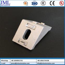 1/6personalizar 6063 T5 barra plana de aluminio extruido, perfil y la barra de ángulo de Aluminio 6061