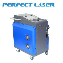 100 Вт 200W автоматические средства в самолете лазерный очистка ржавчины снятие машины