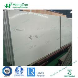 L'isolation acoustique plafond Honeycomb panneau composite en aluminium