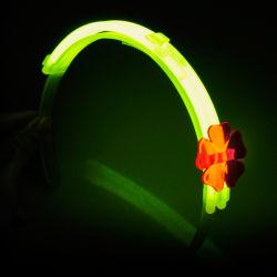 """8 """"*2 bastões incandescentes Hairband Foilbag Individual Flor da Vela Aquecedora"""