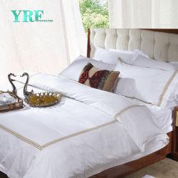 100% poliéster Juego de sábanas ropa de cama de Choice Hotels