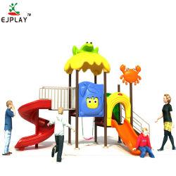 Китайский Cute дешевые новый стиль 76мм трубы небольшой пластиковый открытый игровая площадка для детей