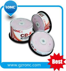 CD-R in bianco 52X/700MB/80min per musica ed il video