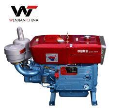 14.71kw Zs1115g 디젤 엔진을 Handcranking 낮은 연료 소비