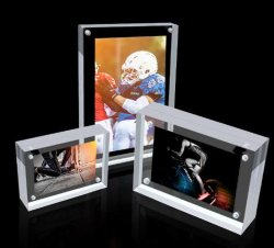 Freier Standplatz-Tisch-Menü-Zeichen-acrylsauerhalter-Tischplattenblättchen-Bildschirmanzeige-Halter-Preis-Karten-Standplatz