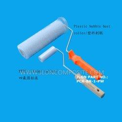 Outils de PRF Tête de vérin de fibre de verre en PTFE Rouleau pour main laminé PRF