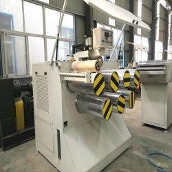 Hilados de cremallera de plástico PET hacer línea de maquinaria de extrusión