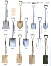 Ferramentas de jardim ferramentas agrícolas ferramentas de construção pá de aço