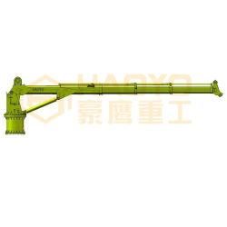 teleskopische Hochkonjunktur-Offshoremechanismus-Kran-Hersteller der Plattform-4ton