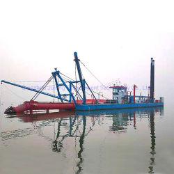 판매를 위한 주문을 받아서 만들어진 디자인 중국 모래 절단기 흡입 준설 준설선 배