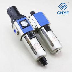 Gfc200 Airtac Aire Filtro Regulador Y Lubrificador Frl Kombinations-Luftfilter-Regler-Fettspritze