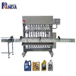 De marchas automático de alta calidad de la máquina de llenado de aceite Mobil Oil Aceite de motor/máquina de llenado
