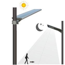 Солнечного освещения на дороге